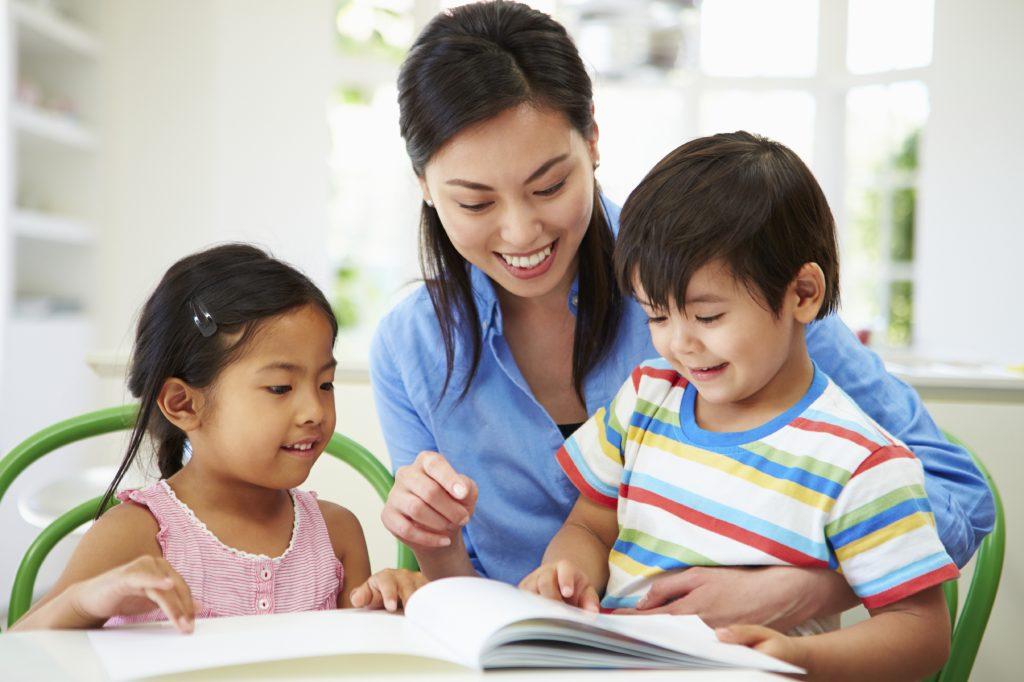 Cách dạy bảo bé