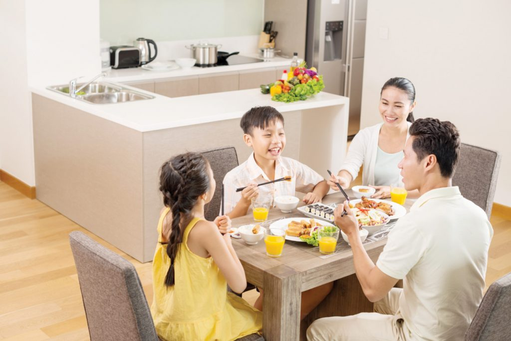 định nghĩa gia đình hạnh phúc