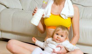 trường hợp không nên tập thể dục sau sinh