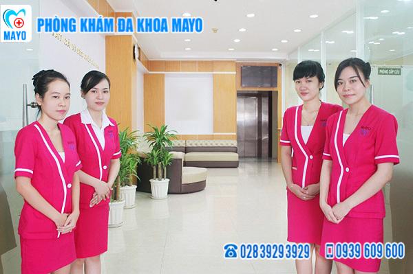 Phòng khám đa khoa Mayo–HCM