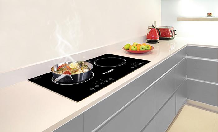 Ưu điểm của bếp điện từ Frico