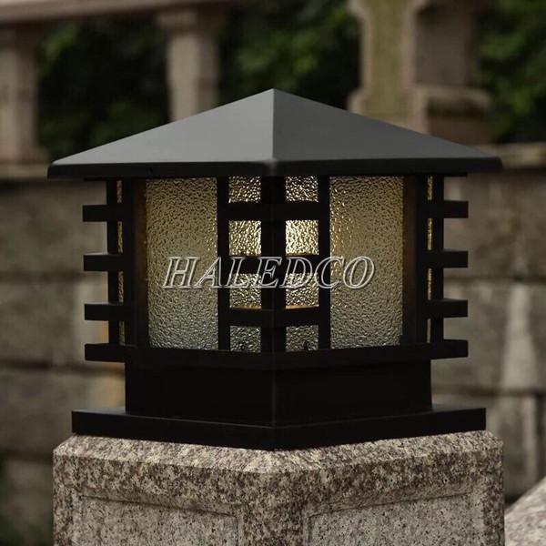 Đèn led trụ cổng trang trí sân vườn